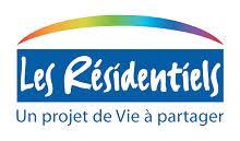 les residentiels niort logotype